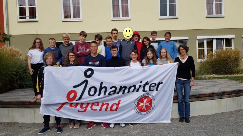 Die SSDler des Schuljahr 2018/19 bei ihrer alljährlichen zweitägigen Auffrischungs-Freizeit in Tübingen